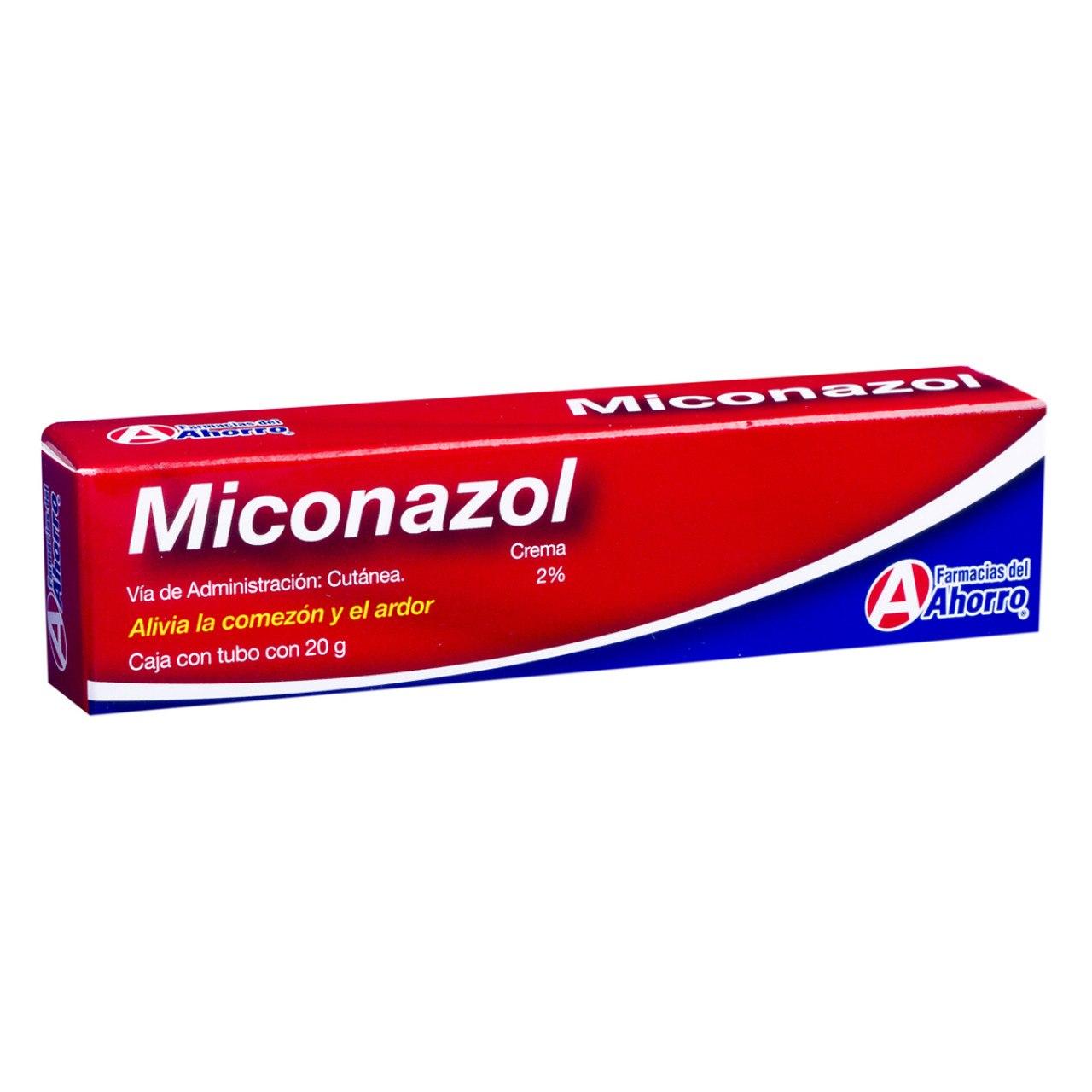 Crema Miconazol 191 Para Qu 233 Sirve